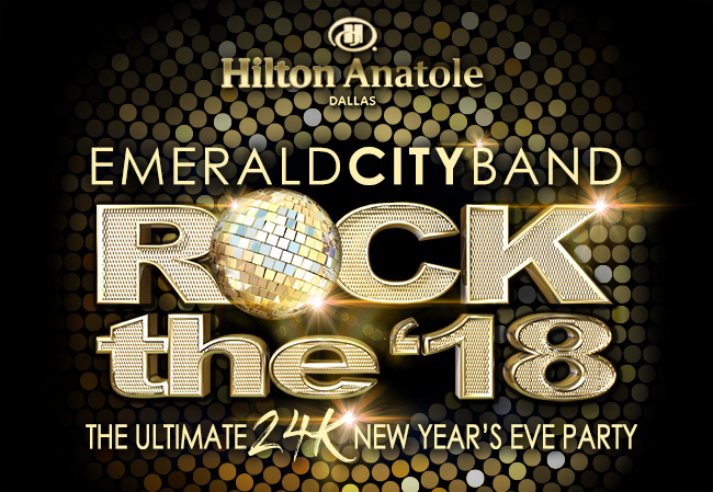 Emerald City New Years Eve Party - Dallas TX