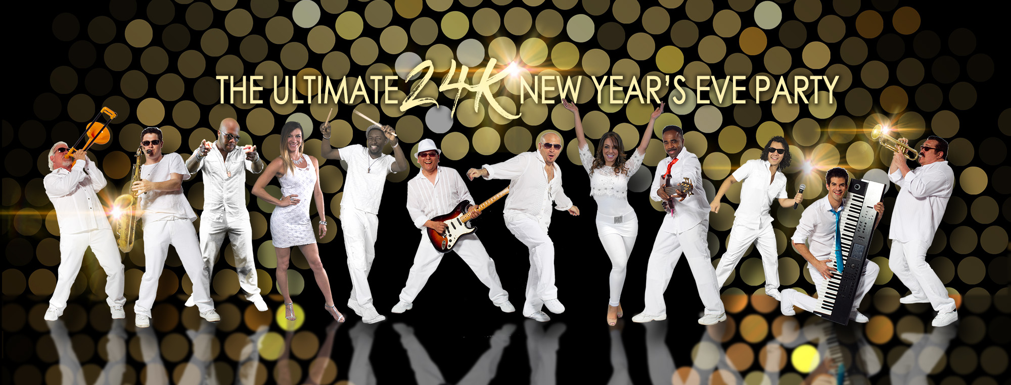 New Years Eve Dallas - Rock The '18 NYE Party Dallas - Emerald City Band